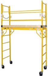 Perry Scaffolding Sonny Scaffold Adjustable 6 Guard Rail